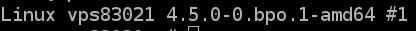 Проверка версии ядра для настройки прокси IPv6