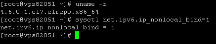 Check CentOS kernel version