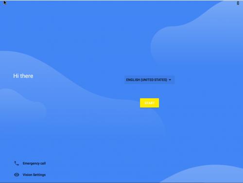 Настройка Android на VPS сервере