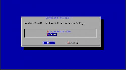 Установка Android на VPS